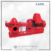 A-Line Electric Fire Pump Set - NFPA20 Type XBD Series Duta Perkasa