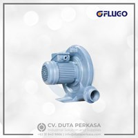 Flugo Turbo Blower type FCX Series Duta Perkasa