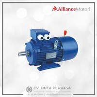 Alliance Motori Brake Motor Type A-Y3B Series Duta Perkasa