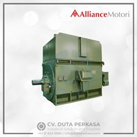 Slip Ring Alliance Motori Heavy Motor A-YRKK A-YRS Series Duta Perkasa