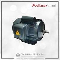 Alliance Motori Single Phase Heavy Duty Type SJY Series Duta Perkasa