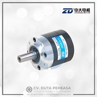 Zhongda Transmission Planetary Gearbox Type Reducer ZPN-72 Series Duta Perkasa