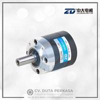 Zhongda Transmission Planetary Gearbox Type Reducer ZPN-62 Series Duta Perkasa