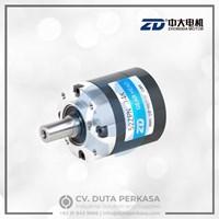 Zhongda Transmission Planetary Gearbox Type Reducer ZPN-52 Series Duta Perkasa