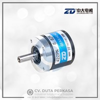 Zhongda Transmission Planetary Gearbox Type Reducer ZPN-42 Series Duta Perkasa