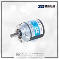 Zhongda Transmission Planetary Gearbox Type Reducer ZPN-32 Series Duta Perkasa
