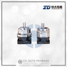 Zhongda High Precision Planetary Gearbox Type ZE Series Duta Perkasa