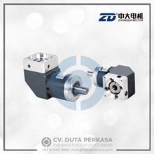 Zhongda High Precision Planetary Gearbox Type ZDWE(F) Series Duta Perkasa