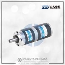 Zhongda Transmission Planetary Gearbox type Brushless Z62BLDPN Series