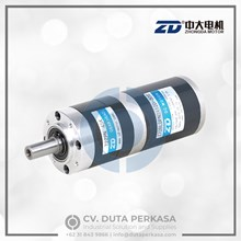 Zhongda Transmission Planetary Gearbox Type Brushless Z72BLDPN Series