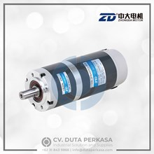 Zhongda Transmission Planetary Gearbox Type Brushless Z105BLDPN Series