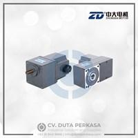 Zhongda DC Brushless Gear Motor Type Z6BLD200 Series - Duta Perkasa