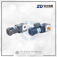 zhongda AC Spiral Bevel Right Angle Type 120W 90mm Series Duta Perkasa