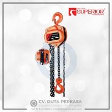Superior Chain Block HSZ-A622 Series Duta Perkasa