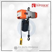 Superior Electric Chain Hoist 1 Ton SHH-A-010-1S Series Duta Perkasa
