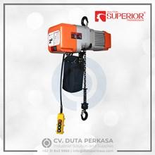 Superior Electric Chain Hoist 2 Ton SHH-A-020-2S Series Duta Perkasa
