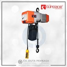 Superior Electric Chain Hoist 5 Ton Type SHH-A-050-2S Series Duta Perkasa
