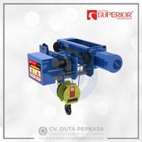 Superior Wire Rope Hoist Low-headroom Type SHA-6 Duta Perkasa