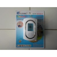 Distributor BELL Pintu V-ZORR  Wireless Rumah Tanpa Kabel Door Chime 3
