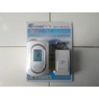 BELL Pintu V-ZORR  Wireless Rumah Tanpa Kabel Door Chime 1