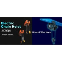 Hoist Hitachi