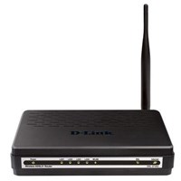 Dlink Wireless N 150 ADSL2+ 4-Port Ethernet Router 1