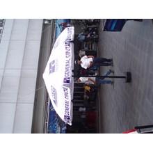 Payung promosi bahan pipa besi