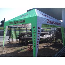 Tenda Promosi Full Sablon