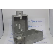 Surface Switch Box E-19 Alumunium