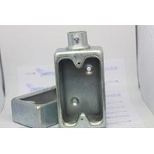 Surface Switch Box E-19 Steel
