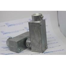 Universal Fitting LB Alumunium E-19