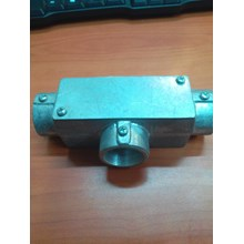 Universal Fitting T Steel E-19