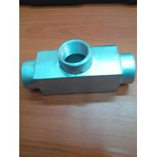 Universal Fitting T Steel G-16