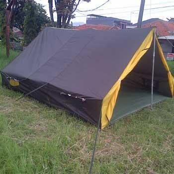 Jual Tenda Pramuka Harga Murah Jakarta oleh Toko Terpal Sabena