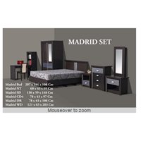 Sell Tempat Tidur Madrid Set