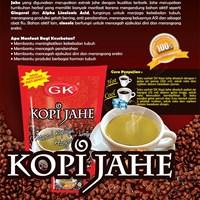 Ginger Coffee GK