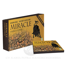 MIRACLE COFFEE - COFFEE VITALITY FOR MAN