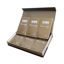 Kopi Platinum U One Solution Isi 12 Sachet ( Box )