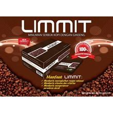 Limmit Coffee Isi 15 g 12 Sachet (Box)