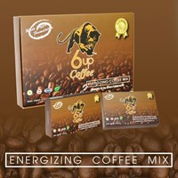 Kopi 6UP Coffee Isi 12 Sachet (Box)
