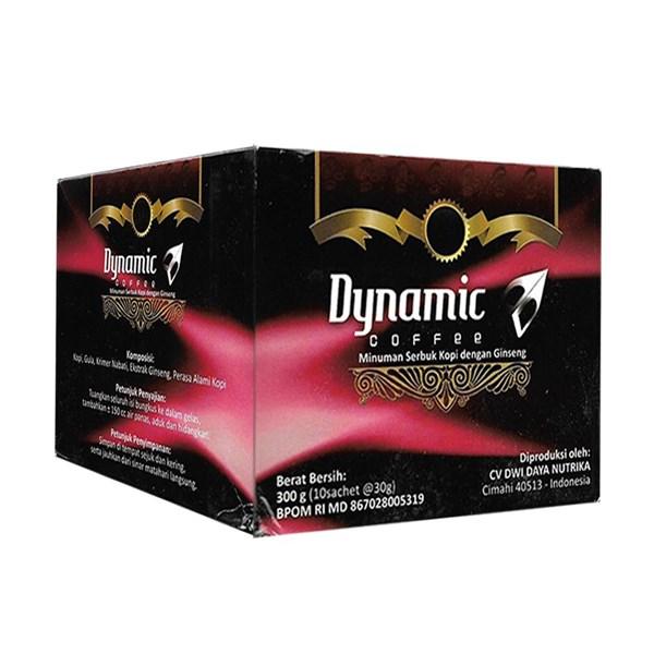 Kopi Dynamic Isi 10 Sachet (Box)