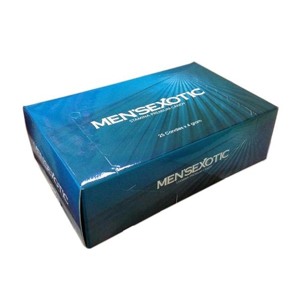 Permen Mensexotic Candy Isi 25 ( Box )