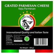 Keju Parmesan Indo cheese Parut Premium 300 Gram
