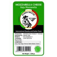 Keju Mozarella Indo Cheese 1000 Gram Kualitas Internasional Rasa Italia 1