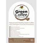 KOPI HIJAU SIAP MINUM - ROBUSTA COFFEE BEANS NATURAL AND HEALTHY 200 G 1