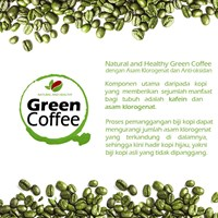 Beli KOPI HIJAU SIAP MINUM - ROBUSTA COFFEE BEANS NATURAL AND HEALTHY 200 G 4