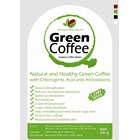 KOPI HIJAU SIAP MINUM - ARABICA COFFEE BEANS NATURAL AND HEALTHY 200  1