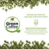 Distributor KOPI HIJAU SIAP MINUM - ARABICA COFFEE BEANS NATURAL AND HEALTHY 200  3