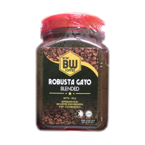 BW Cofee Robusta Gayo Blended