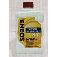Eneos 4Cycle Oil Touring Asia 1
